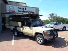 2017 Toyota Land Cruiser 79 4.2d P/u S/c  Limpopo