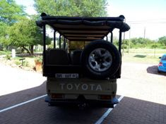 2017 Toyota Land Cruiser 79 4.2d Pu Sc  Limpopo Hoedspruit_4