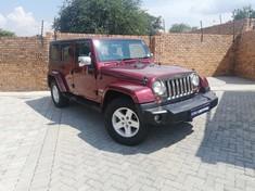 2008 Jeep Wrangler 3.8 Unltd Sahara A/t  North West Province