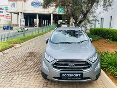 2021 Ford EcoSport 1.0 Ecoboost Titanium Auto Gauteng Johannesburg_1