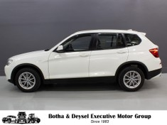 2012 BMW X3 Xdrive20d At  Gauteng Vereeniging_1