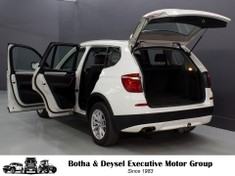 2012 BMW X3 Xdrive20d At  Gauteng Vereeniging_3