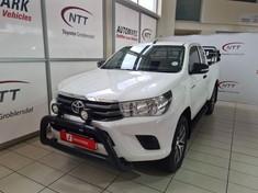 2017 Toyota Hilux 2.4 GD-6 RB SRX Extended Cab Bakkie Limpopo