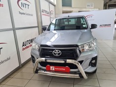 2019 Toyota Hilux 2.4 GD-6 RB SRX AT PU ECAB Limpopo Groblersdal_1