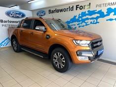 2018 Ford Ranger 3.2TDCi WILDTRAK Auto Double Cab Bakkie Kwazulu Natal Pietermaritzburg_1