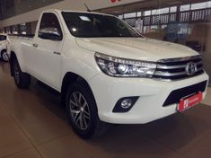 2018 Toyota Hilux 2.8 GD-6 RB Raider Single Cab Bakkie Auto Limpopo