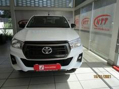 2020 Toyota Hilux 2.4 GD-6 RB SRX Double Cab Bakkie Mpumalanga Hazyview_2