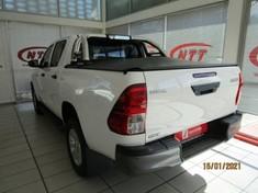 2020 Toyota Hilux 2.4 GD-6 RB SRX Double Cab Bakkie Mpumalanga Hazyview_3