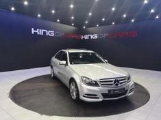 2013 Mercedes-Benz C-Class C180 Be Avantgarde A/t  Gauteng