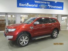 2017 Ford Everest 3.2 LTD 4X4 Auto Kwazulu Natal