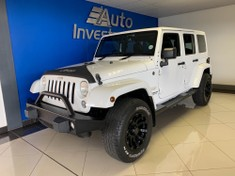 2015 Jeep Wrangler Unlimited 3.6l V6 At  Gauteng Vanderbijlpark_0