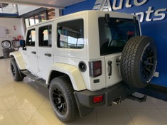 2015 Jeep Wrangler Unlimited 3.6l V6 At  Gauteng Vanderbijlpark_2