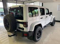 2015 Jeep Wrangler Unlimited 3.6l V6 At  Gauteng Vanderbijlpark_3