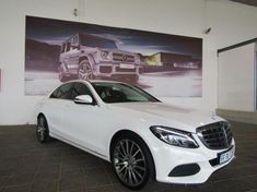 2016 Mercedes-Benz C-Class C250 Bluetec Exclusive Auto Gauteng