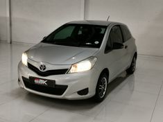 2012 Toyota Yaris 1.0 Xi 3dr  Gauteng Johannesburg_2