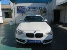 2012 BMW 1 Series 116i Sport Line 5dr (f20)  Western Cape