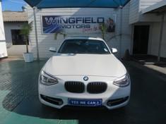 2012 BMW 1 Series 116i Sport Line 5dr f20  Western Cape Cape Town_0