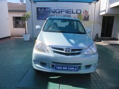 2010 Toyota Avanza 1.5 Sx  Western Cape Cape Town_0