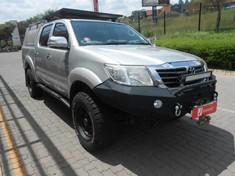 2012 Toyota Hilux 4.0 V6 Raider 4x4 A/t P/u D/c  Gauteng