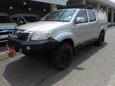 2012 Toyota Hilux 4.0 V6 Raider 4x4 At Pu Dc  Gauteng Pretoria_2