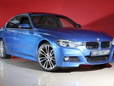 2017 BMW 3 Series 320i M Sport Auto North West Province