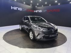 2017 Toyota C-HR 1.2T Plus CVT Gauteng Boksburg_0