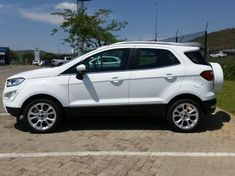 2021 Ford EcoSport 1.0 Ecoboost Titanium North West Province Rustenburg_1