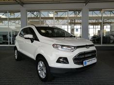 2017 Ford EcoSport 1.5TiVCT Titanium Auto Gauteng Johannesburg_1