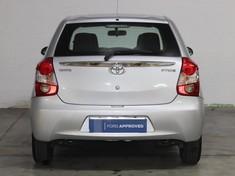 2015 Toyota Etios 1.5 Xs 5dr  Eastern Cape Port Elizabeth_4