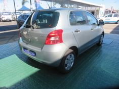 2006 Toyota Yaris T3 Ac 5dr  Western Cape Cape Town_4