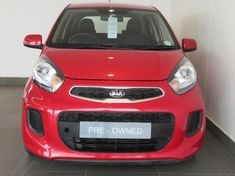 2017 Kia Picanto 1.2 LS Auto Gauteng Johannesburg_1