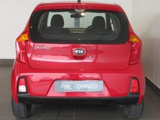 2017 Kia Picanto 1.2 LS Auto Gauteng Johannesburg_4