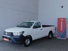 2019 Toyota Hilux 2.4 GD AC Single Cab Bakkie Gauteng Soweto_0
