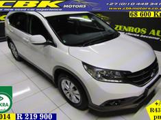 2014 Honda CR-V 2.0 Comfort Auto Gauteng Boksburg_0