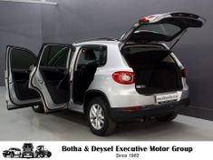 2011 Volkswagen Tiguan 1.4 Tsi Bmot Tren-fun 118kw  Gauteng Vereeniging_3