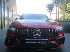 2020 Mercedes-Benz A-Class A45 S 4MATIC Kwazulu Natal Pinetown_1