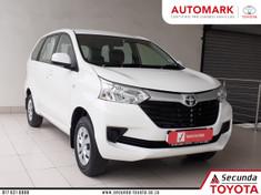 2020 Toyota Avanza 1.5 SX Mpumalanga Secunda_0