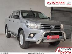 2018 Toyota Hilux 2.4 GD-6 RB SRX Double Cab Bakkie Mpumalanga