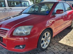 2007 Toyota Avensis 2.4 Exclusive A/t  Western Cape