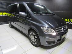 2014 Mercedes-Benz Viano 3.0 Cdi Ambiente At  Gauteng Boksburg_1