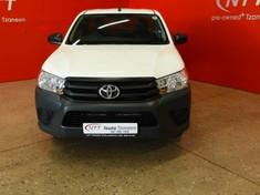2020 Toyota Hilux 2.4 GD AC Single Cab Bakkie Limpopo Tzaneen_0