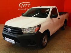 2020 Toyota Hilux 2.4 GD AC Single Cab Bakkie Limpopo Tzaneen_1