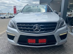 2013 Mercedes-Benz M-Class Ml 63 Amg  North West Province Rustenburg_2