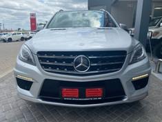 2013 Mercedes-Benz M-Class Ml 63 Amg  North West Province Rustenburg_2