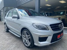 2013 Mercedes-Benz M-Class Ml 63 Amg  North West Province Rustenburg_3