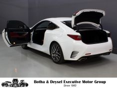 2015 Lexus RC 350 F- Sport V6 Gauteng Vereeniging_3