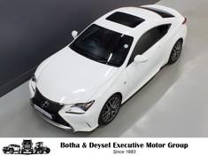 2015 Lexus RC 350 F- Sport V6 Gauteng Vereeniging_4