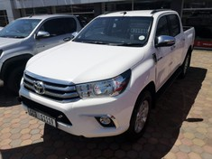 2016 Toyota Hilux 2.8 GD-6 Raider 4x4 Double Cab Bakkie North West Province