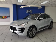 2015 Porsche Macan Turbo North West Province
