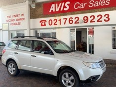 2011 Subaru Forester 2.5 S-edition A/t  Western Cape